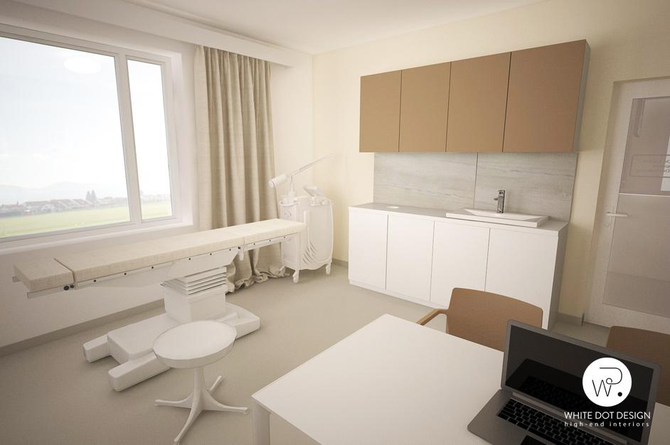 amenajare cabinet dermatologie timisoara white dot design. Black Bedroom Furniture Sets. Home Design Ideas