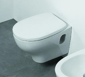 WC suspendat Azzurra + capac