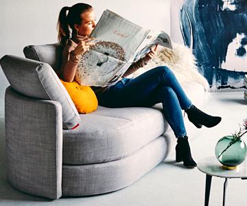 Canapea extensibilă daybed Innovation Living Villum