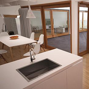 design_openspace_bucatarie