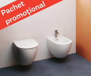 """Pachet """"Pure Bathroom"""" – Azzurra Ceramica Comoda"""