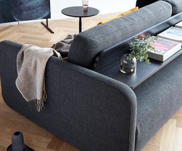 Canapea extensibilă Innovation Living Vogan S